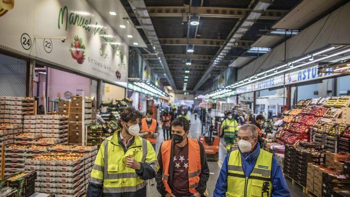 Más Madrid propone que Mercamadrid sea totalmente pública al ser un servicio esencial