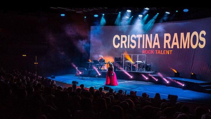 Cristina Ramos lleva su 'Rock Talent' al Teatro Coliseo