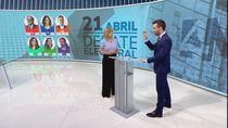 Así será el debate electoral en Telemadrid el próximo 21 de abril