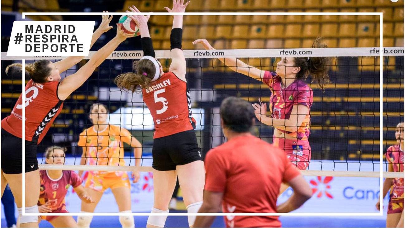 Voleibol Alcobendas- CCO 7 Palmas