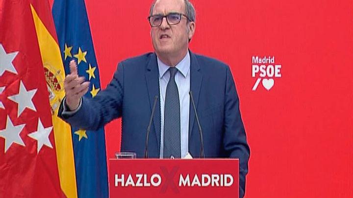 Gabilondo promete crear un 'hub' de ciencia y salud  para convertir a Madrid en la capital de referencia científica