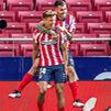 5-0. Correa y Marcos Llorente destrozan al Eibar