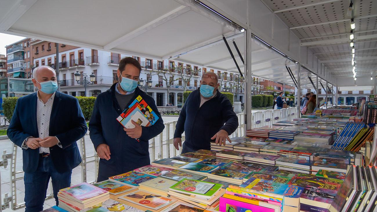 La Feria del Libro de Ocasión de Torrejón