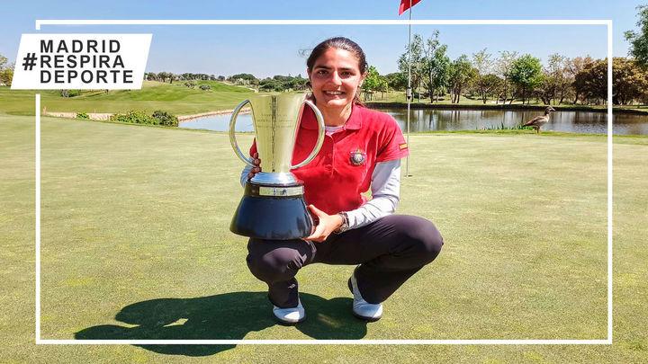 Carolina López-Chacarra conquista el Campeonato de Madrid Femenino