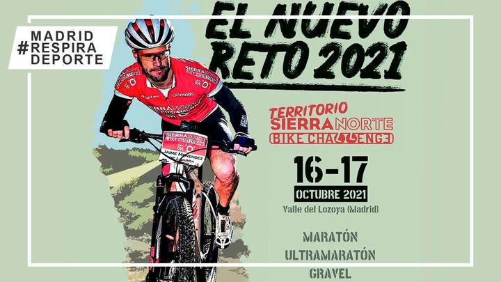 Presentada en Rascafría la la VI edición de la Sierra Norte Bike Challenge 2021