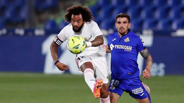 0-0. El Real Madrid falla en Getafe