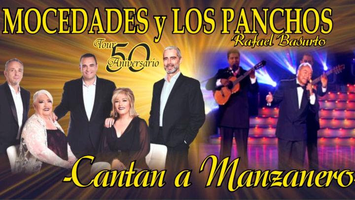 Mocedades y Los Panchos rinden homenaje a Armando Manzanero en el Teatro La Latina