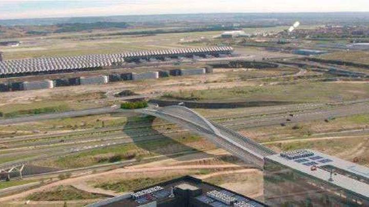 Obras y desvíos de tráfico desde el miércoles en el acceso a la T4 de Barajas por la R-2 y la M-12