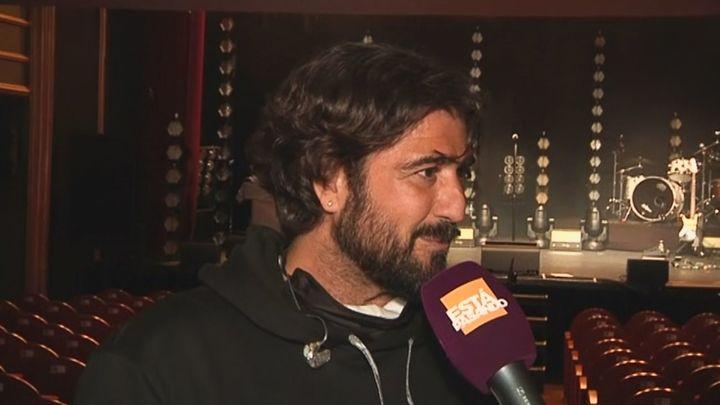Antonio Orozco presenta su nuevo disco 'Aviónica' con cuatro conciertos en Madrid