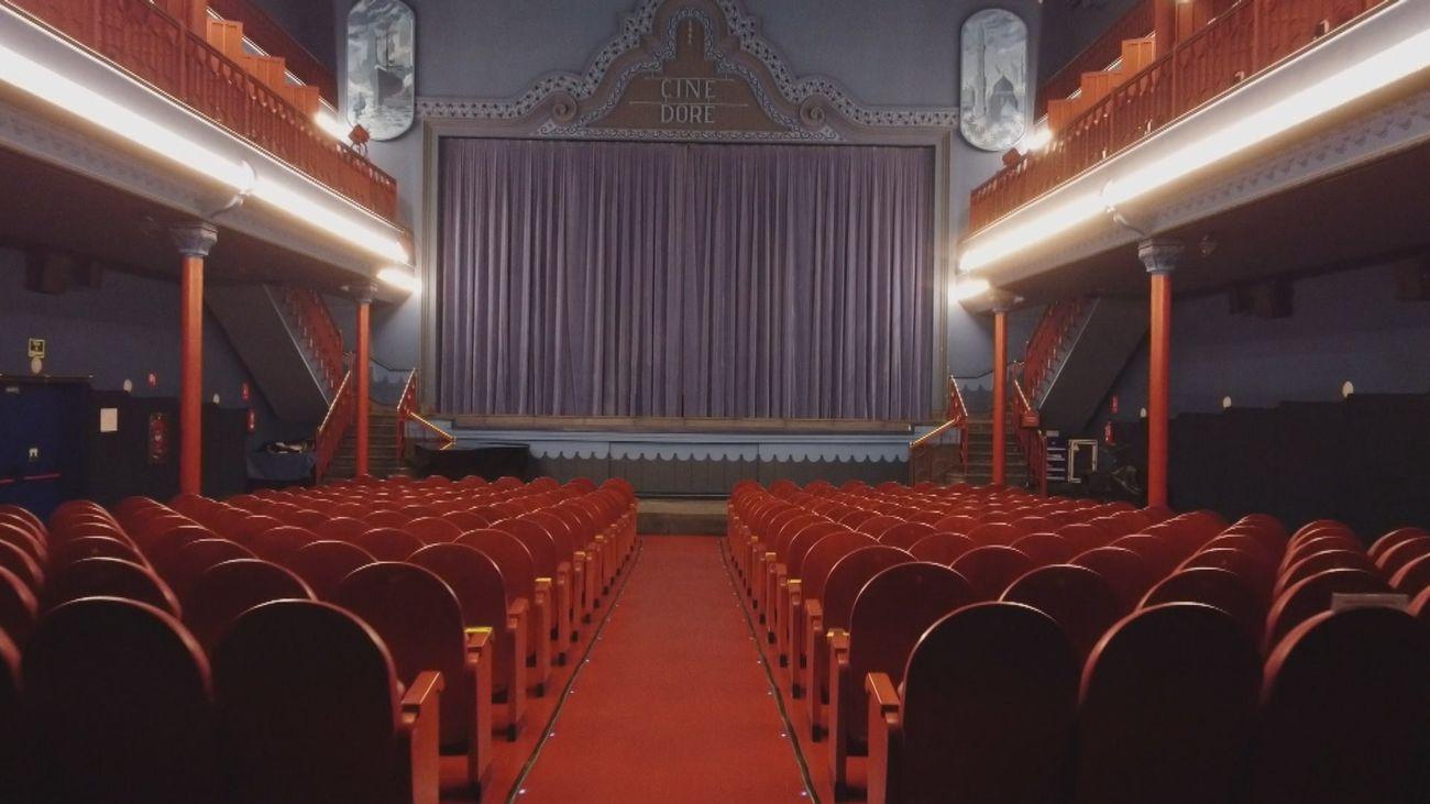 Cines, teatros, museos o bibliotecas: así es la desescalada de las medidas antiCovid en Madrid