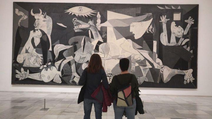 Madrid desde el aire: Madrid, ¡qué arte!
