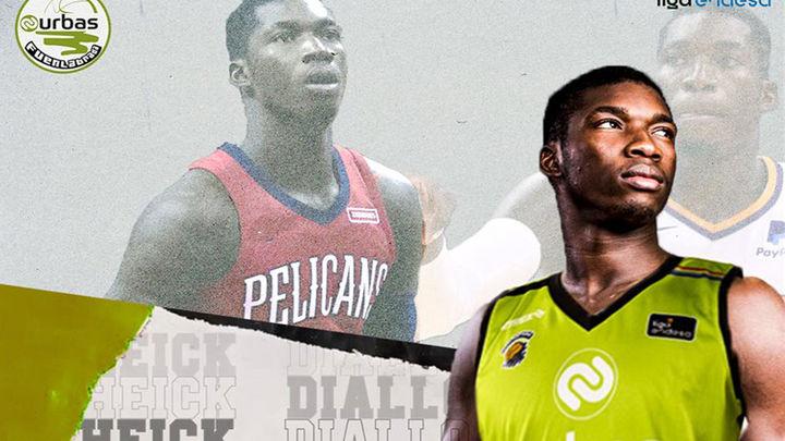 El Fuenlabrada se refuerza con la experiencia NBA de Cheick Diallo
