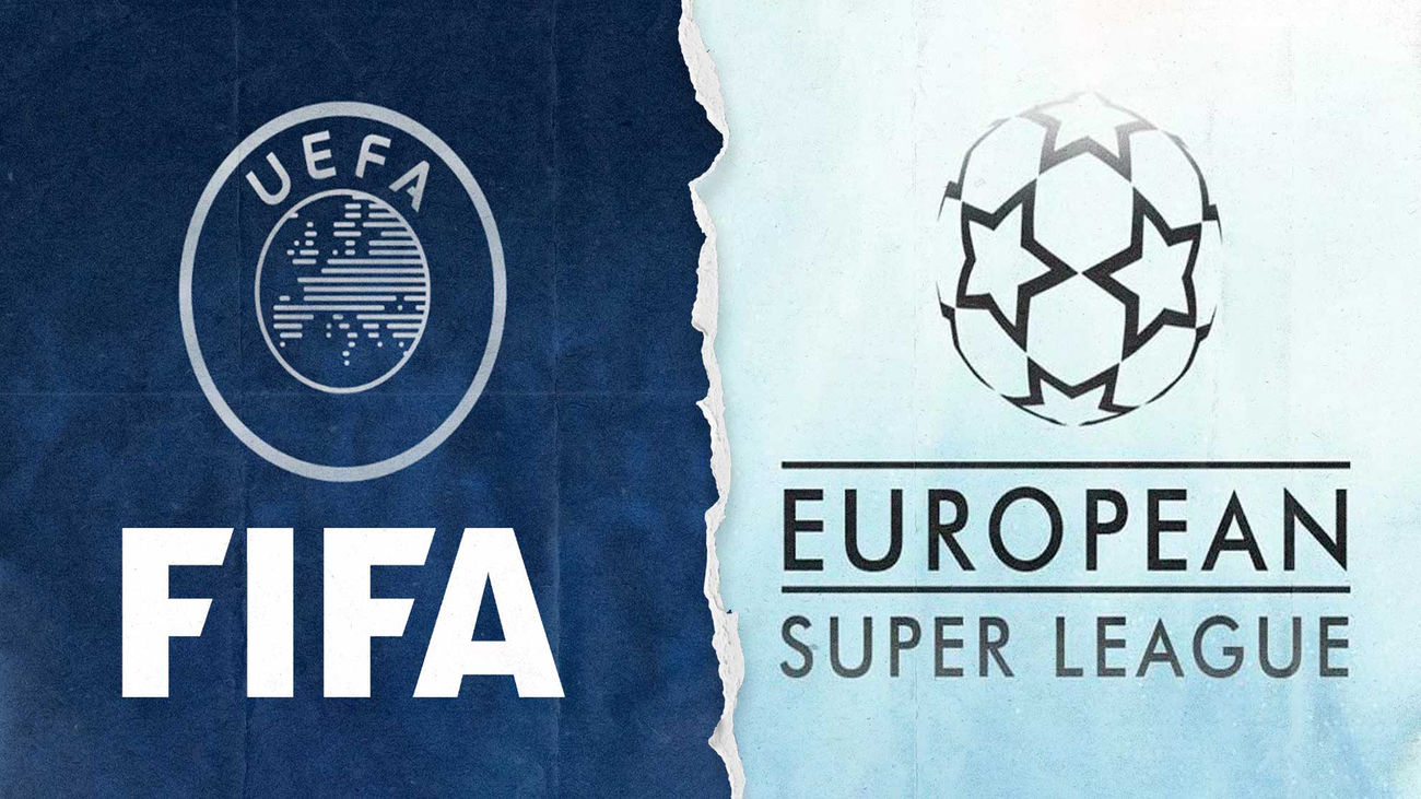 UEFA, FIFA y Superliga