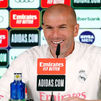 """Zidane:""""Vamos a superar el límite, no vamos a bajar los brazos ahora"""""""