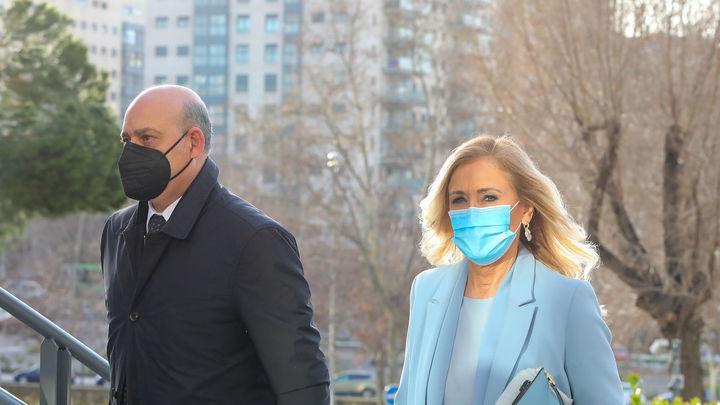 El juez de 'Púnica' archiva la causa para  Cristina Cifuentes y Arturo Fernández
