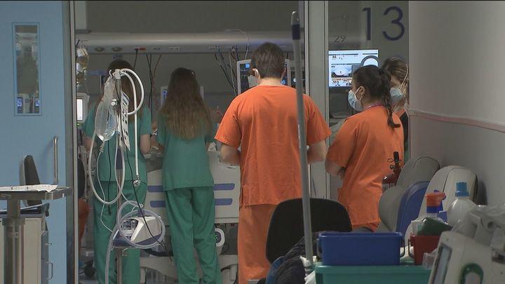 Madrid sigue en riesgo extremo a pesar de la campaña de vacunación contra el coronavirus