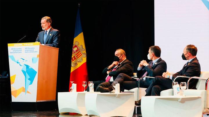 El Rey apuesta por un mayor papel de España en la recuperación de Iberoamérica