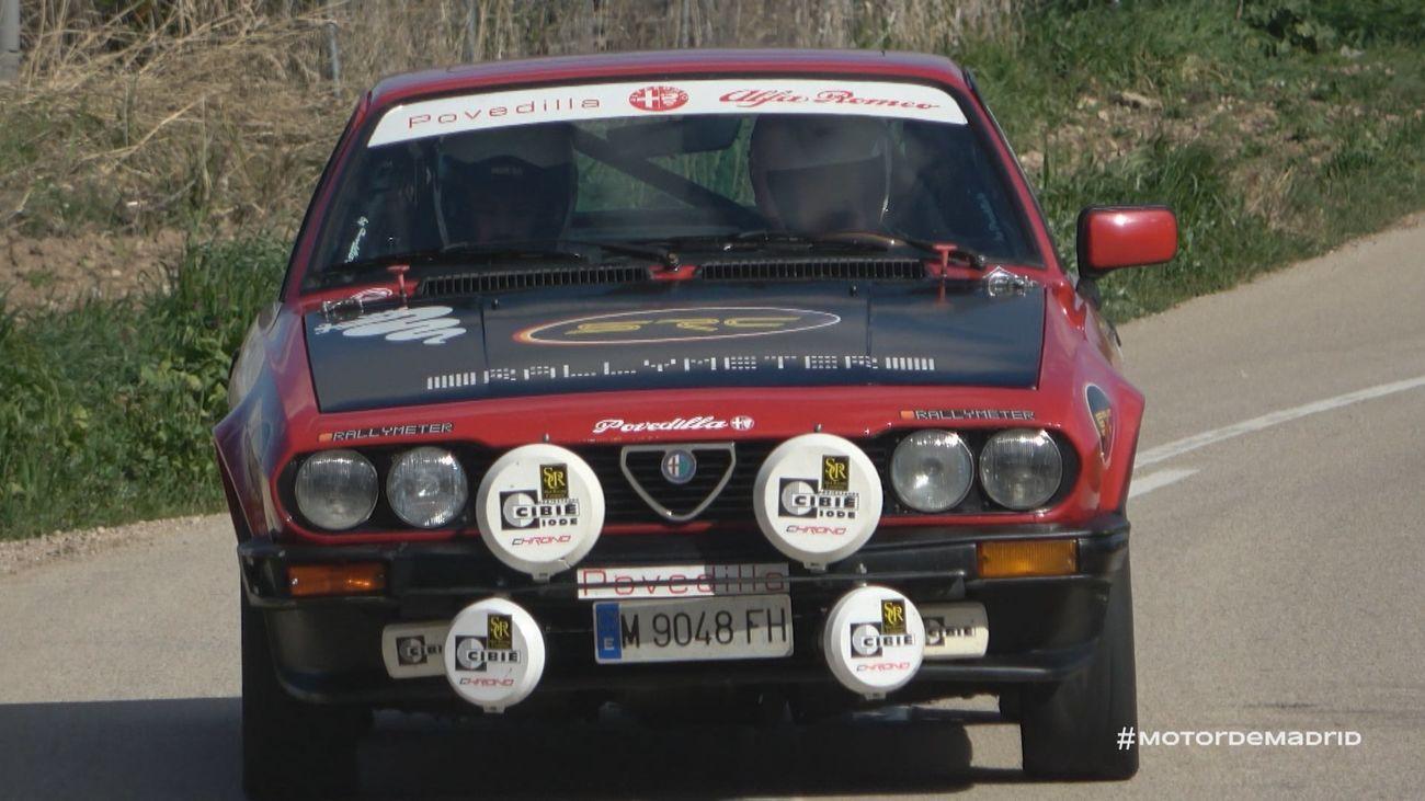 Resumen del inicio la temporada de automovilismo en Madrid