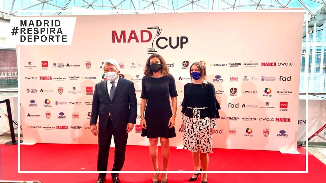 Presentación de Madcup