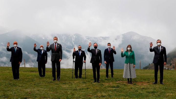 La Cumbre Iberoamericana arranca con un minuto de silencio por las víctimas de la Covid-19