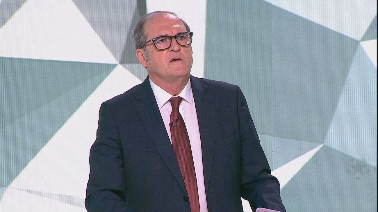 Angel Gabilondo, candidato del PSOE