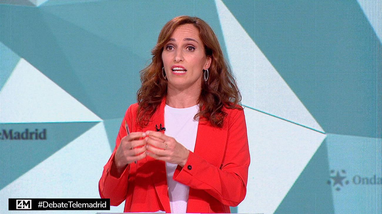 """Mónica García: """"Tenemos una región malherida por la desigualdad"""