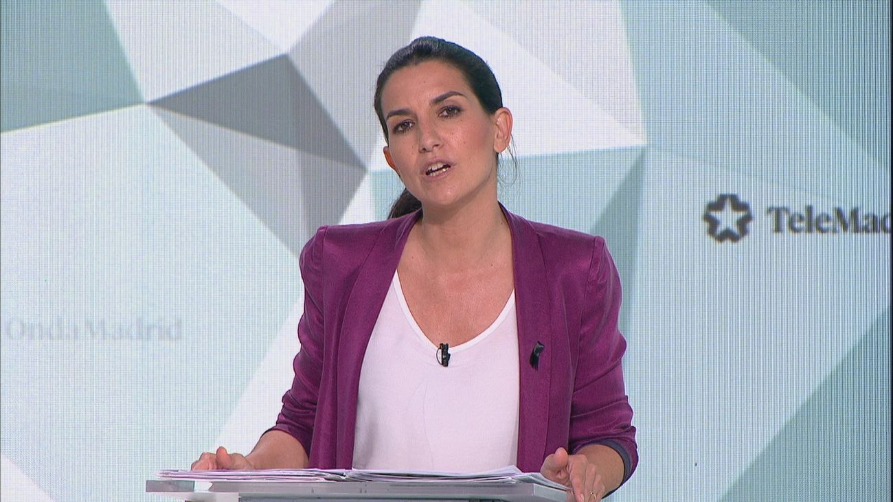 Rocío Monasterio candidata de Vox