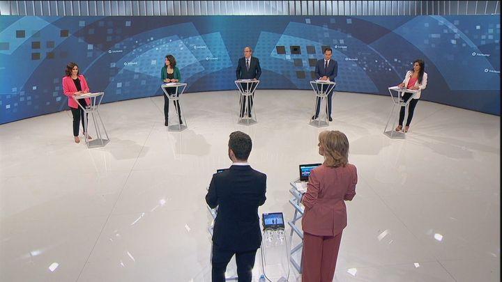 ¿Quién pierde y quién gana el debate?