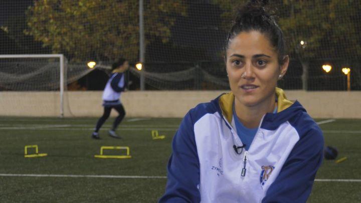 CFF Olympia de Las Rozas, madres y futbolistas