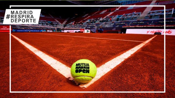 El ayuntamiento garantiza la celebración del Mutua Madrid Open en 2022