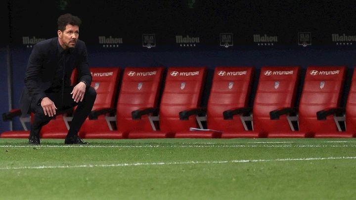 """Simeone: """"La Liga es muy compleja, ahora no nos podemos relajar"""""""