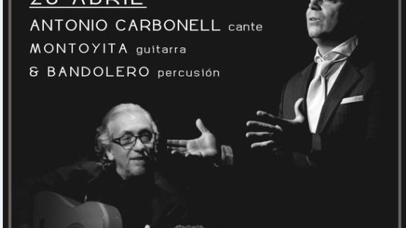 """Flamenco The """"Cascorro"""", este viernes en el Centro de Arte Flamenco Amor de Dios"""