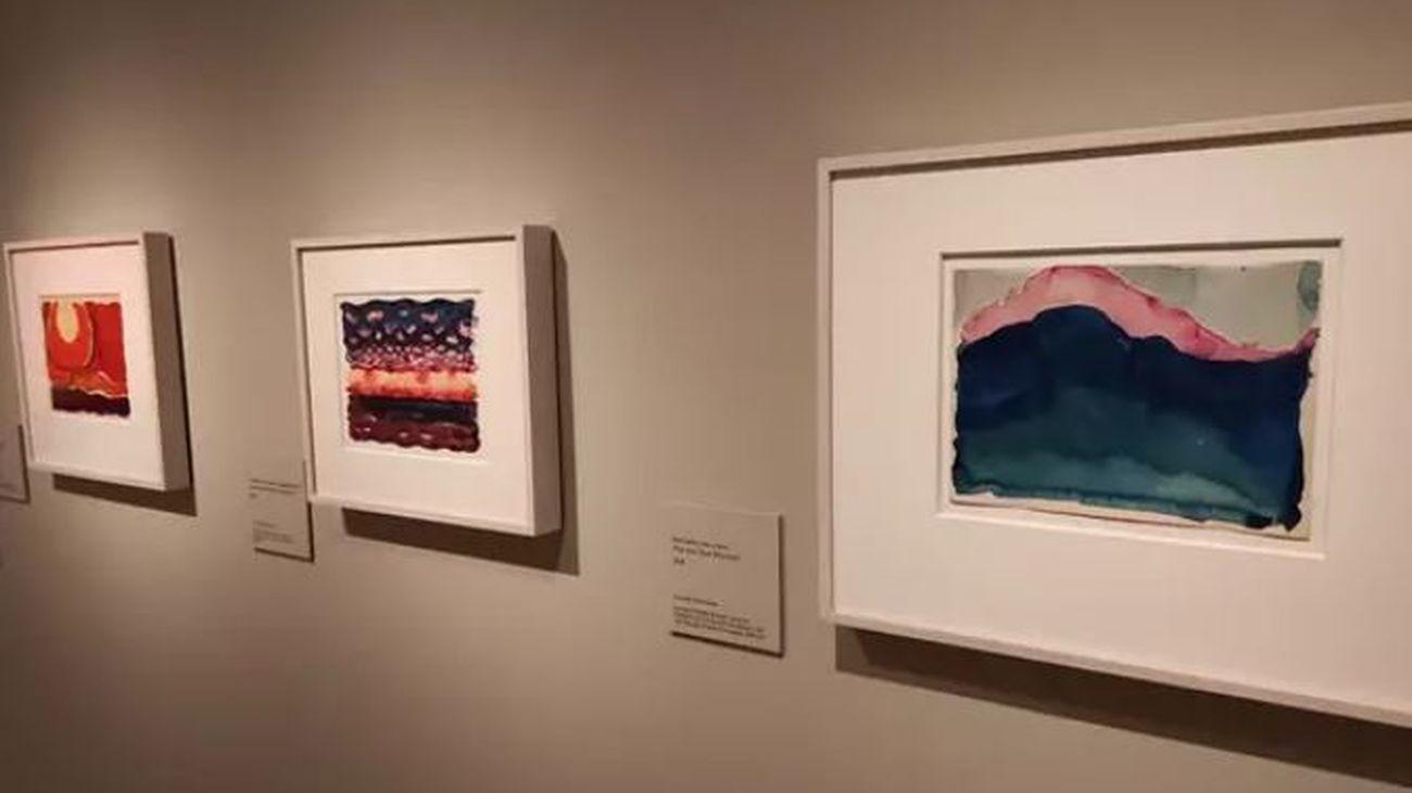 El Thyssen acoge la primera retrospectiva de Georgia O'Keeffe en España