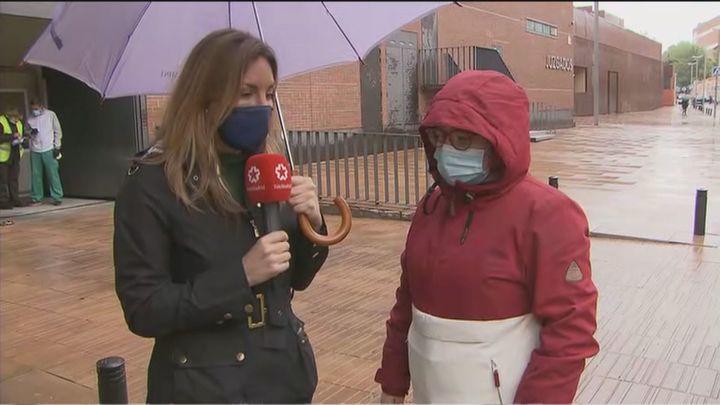 """La madre de una víctima del frutero 'El Toba' en Valdeavero: """"Estamos destrozados"""""""