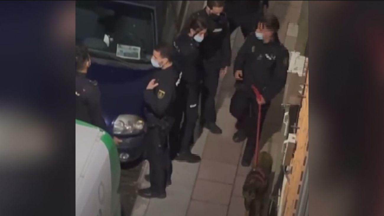 Policía Nacional detiene en Torrejón de Ardoz por maltrato animal al dueño de una perra
