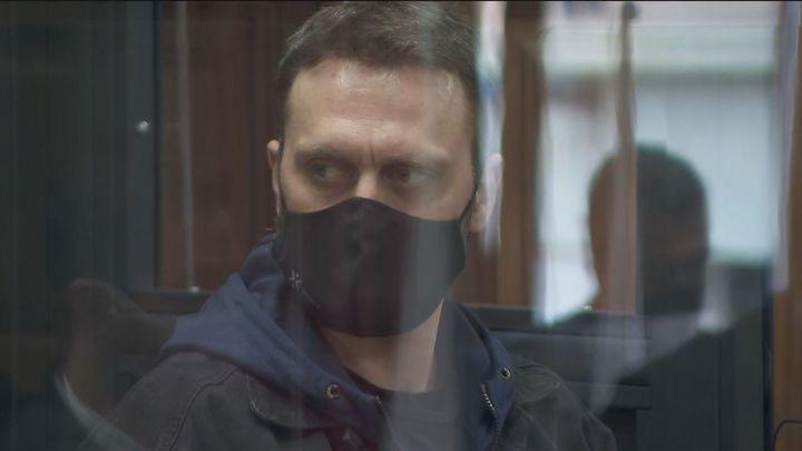 Igor 'el Ruso', culpable de tres delitos de asesinato con alevosía