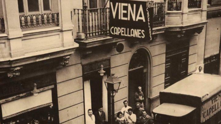 Pío Baroja y su pasado en Viena Capellanes