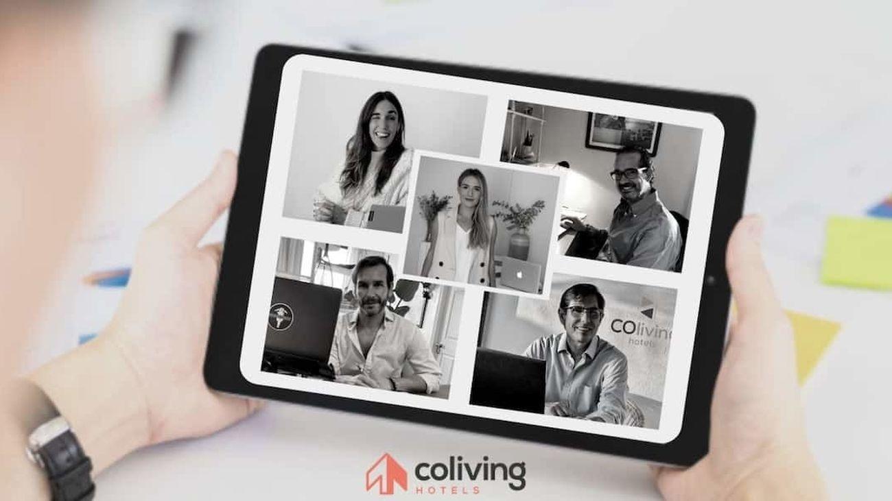 COliving Hotels, la startup que nació de cuatro emprendedores durante la pandemia
