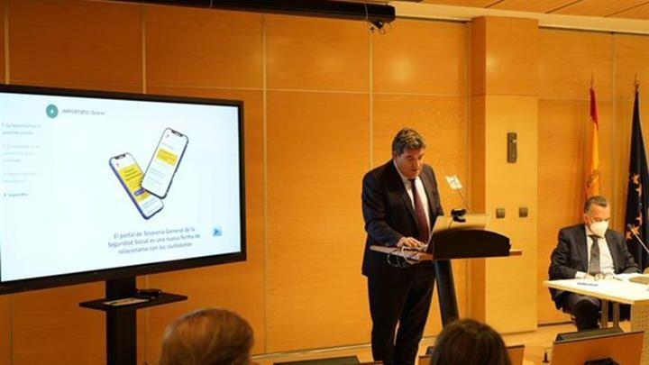 Import@ss, la plataforma para hacer 40 gestiones cotidianas en la Seguridad Social