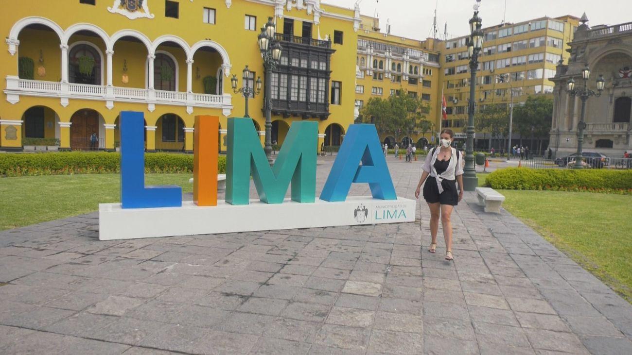 Madrileños por el mundo: Lima