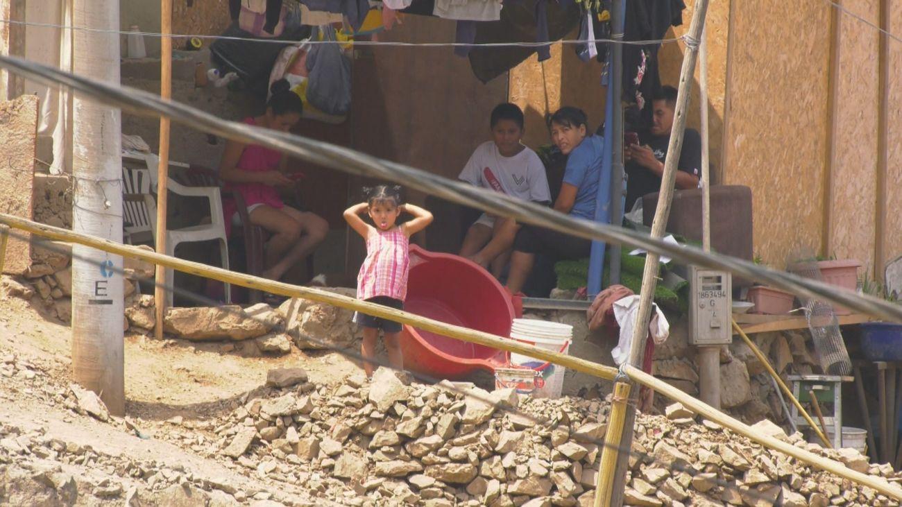 Así de duras son las condiciones de vida de los habitantes de la Nueva Rinconada