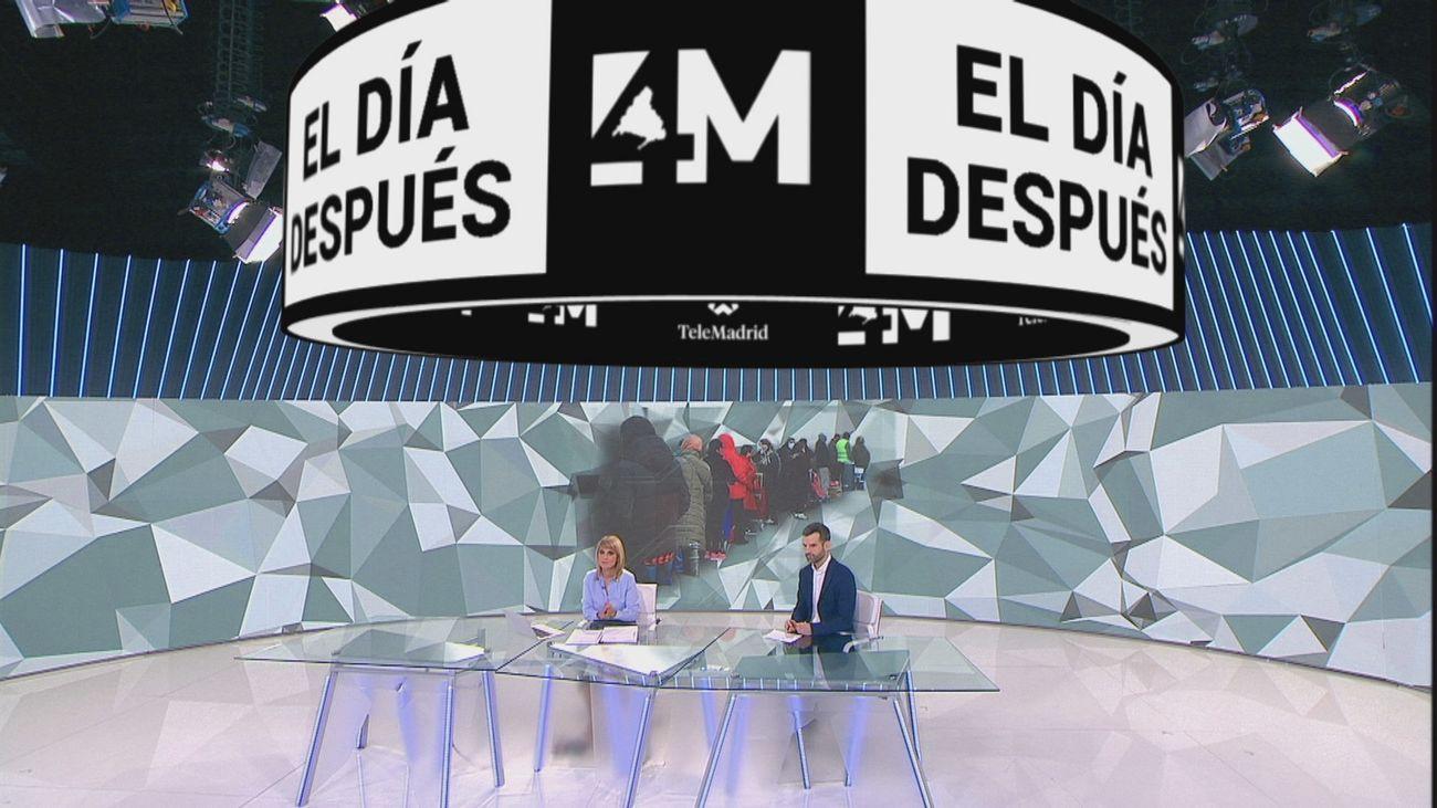 Los momentos clave del debate electoral en Telemadrid