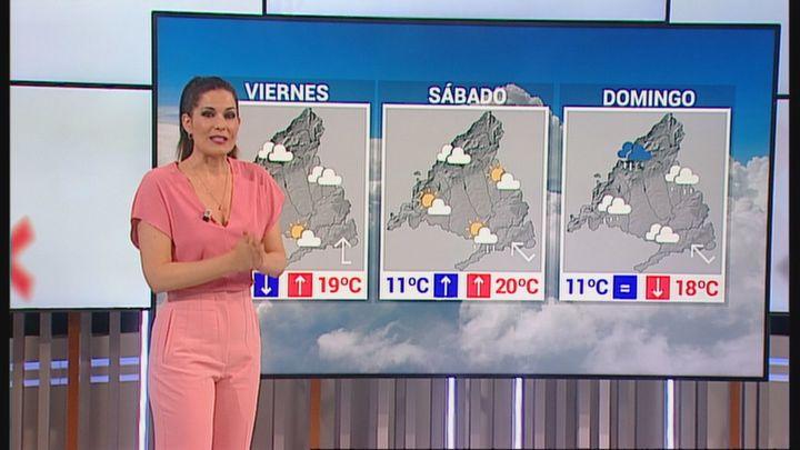 El domingo, día de lluvia en Madrid