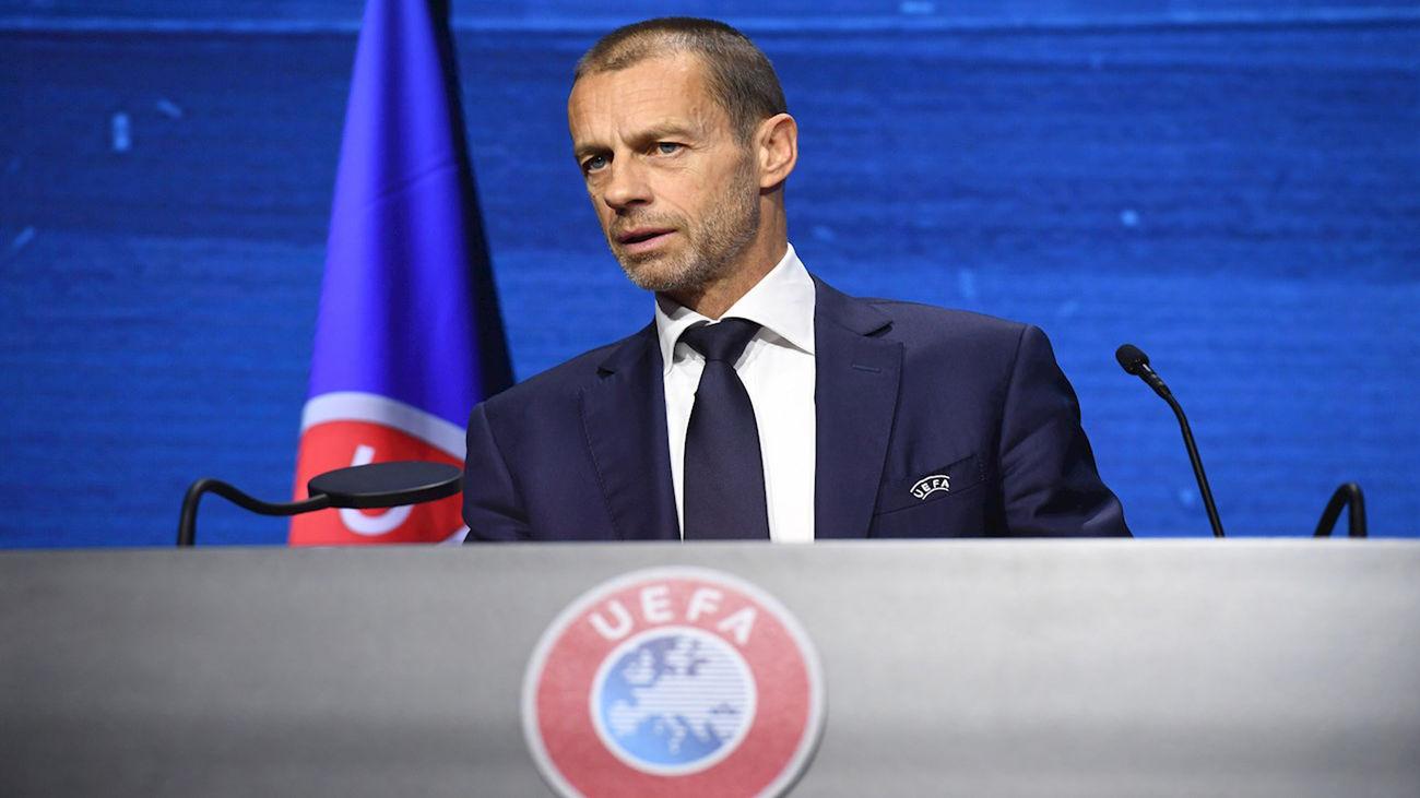 La UEFA no expulsará al Real Madrid de la Champions por crear la Superliga