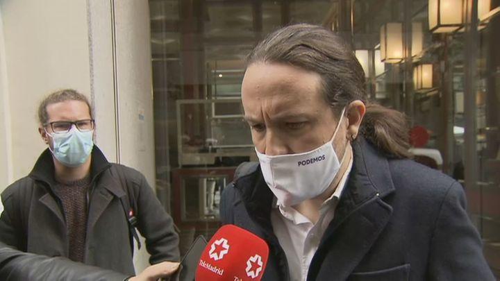 Pablo Iglesias abandona el debate de la Ser después de que Monasterio ponga en duda las amenazas que ha recibido