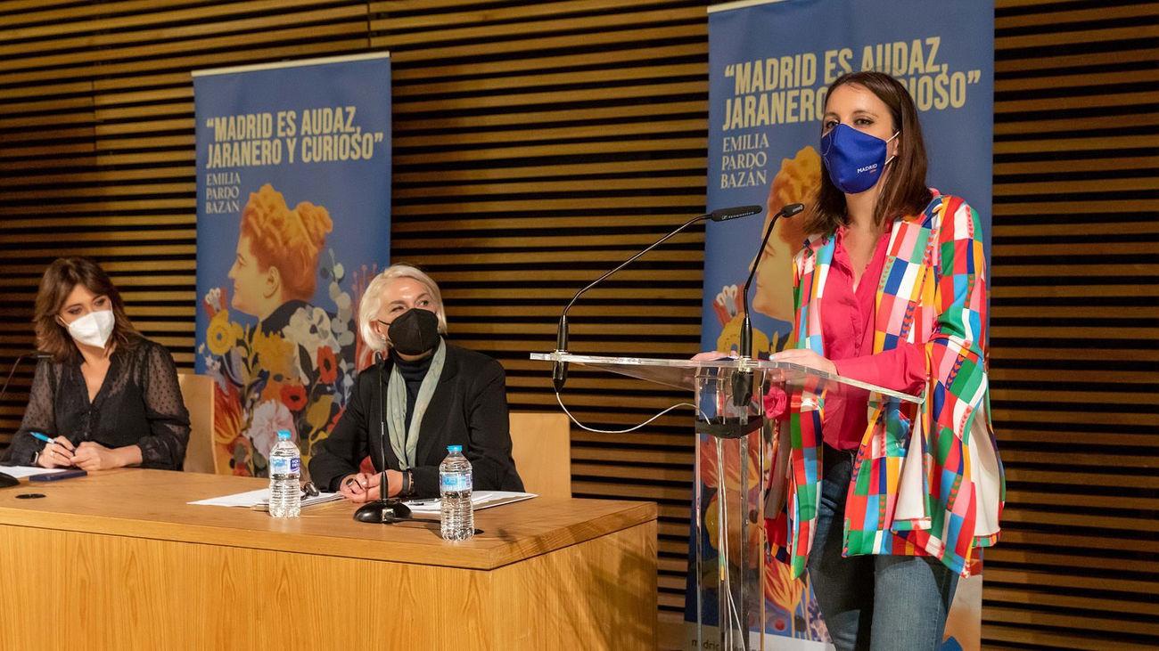 Ciclo 'Conversaciones Sobre Emilia Pardo Bazán' en el Centro Condeduque