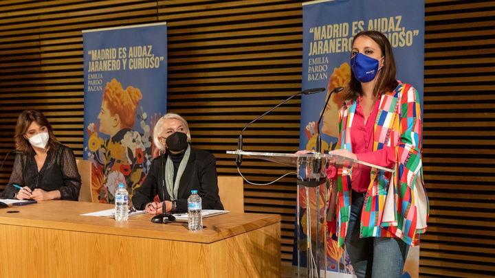 Comienza la programación de Madrid dedicada a Emilia Pardo Bazán en el centenario de su muerte