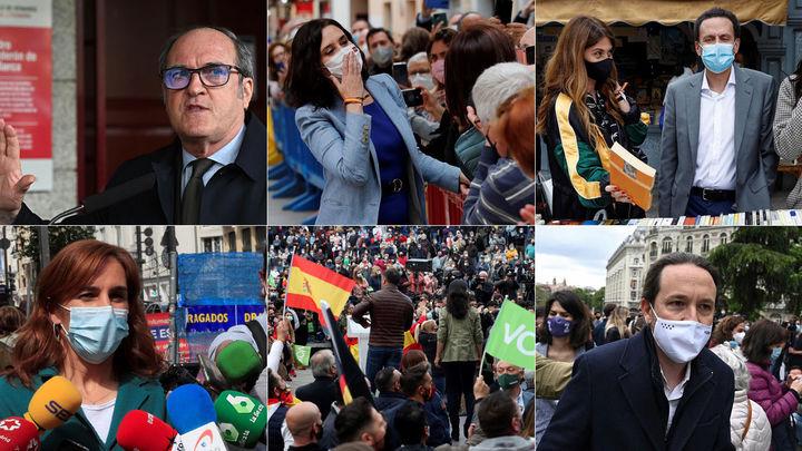Diario de las elecciones 4-M (día 8)