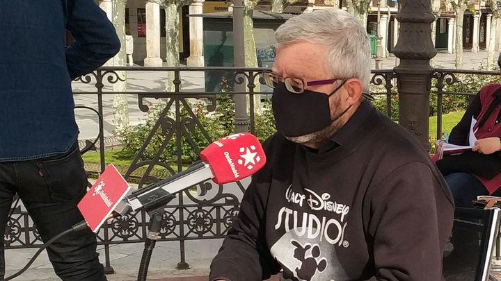 Javier Rodríguez, el librero más popular de Alcalá