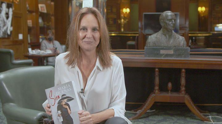 María Dueñas presenta Sira, su nueva novela